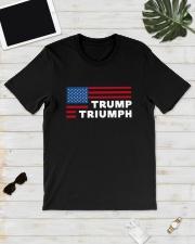 Flag Trump Triumph Shirt Classic T-Shirt lifestyle-mens-crewneck-front-17