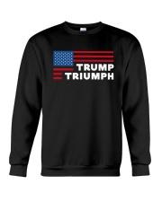 Flag Trump Triumph Shirt Crewneck Sweatshirt thumbnail