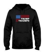 Flag Trump Triumph Shirt Hooded Sweatshirt thumbnail