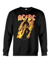 James Segeyaro Ac Dc Shirt Crewneck Sweatshirt thumbnail