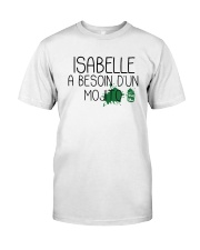 Isabelle A Besoin D'un Mojito Shirt Classic T-Shirt front