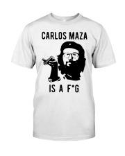 Carlos Maza Is A Fag Shirt Classic T-Shirt front
