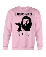 Carlos Maza Is A Fag Shirt Crewneck Sweatshirt thumbnail