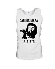 Carlos Maza Is A Fag Shirt Unisex Tank thumbnail