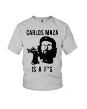 Carlos Maza Is A Fag Shirt Youth T-Shirt thumbnail