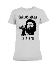 Carlos Maza Is A Fag Shirt Premium Fit Ladies Tee thumbnail