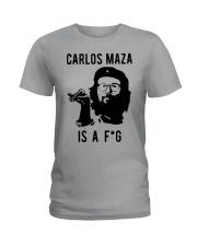 Carlos Maza Is A Fag Shirt Ladies T-Shirt thumbnail