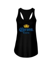 Corona T Shirt Ladies Flowy Tank thumbnail