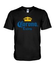 Corona T Shirt V-Neck T-Shirt thumbnail