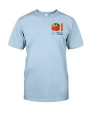 Travis Scott Class Of 2020 Shirt Classic T-Shirt front