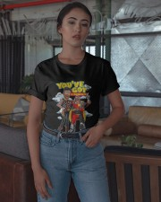 Sami Zayn You've Got A Friend In Me Shirt Classic T-Shirt apparel-classic-tshirt-lifestyle-05