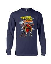 Sami Zayn You've Got A Friend In Me Shirt Long Sleeve Tee thumbnail