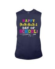 Happy 100 Day Of School Shirt Sleeveless Tee thumbnail