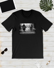 Respect To The Fallen Ones Shirt Classic T-Shirt lifestyle-mens-crewneck-front-17