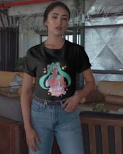 Pastasauca Lucha Lovely Shirt Classic T-Shirt apparel-classic-tshirt-lifestyle-05