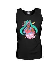 Pastasauca Lucha Lovely Shirt Unisex Tank thumbnail