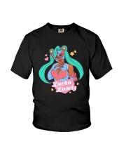 Pastasauca Lucha Lovely Shirt Youth T-Shirt thumbnail