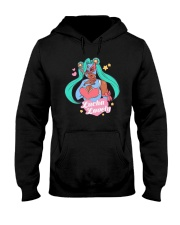 Pastasauca Lucha Lovely Shirt Hooded Sweatshirt thumbnail