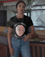 Larry David Pretty Pretty Pretty Good Shirt Classic T-Shirt apparel-classic-tshirt-lifestyle-05