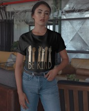 Sign Language Be Kind Shirt Classic T-Shirt apparel-classic-tshirt-lifestyle-05