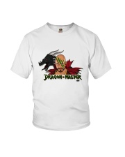 Brandon Cutler Dragon Master Shirt Youth T-Shirt thumbnail