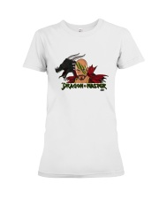 Brandon Cutler Dragon Master Shirt Premium Fit Ladies Tee thumbnail
