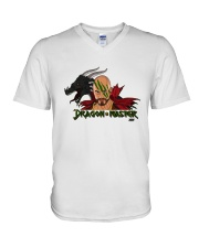 Brandon Cutler Dragon Master Shirt V-Neck T-Shirt thumbnail