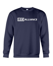 Lgb Alliance Shirt Crewneck Sweatshirt thumbnail