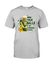 Grab Your Balls It's Canning Season Shirt Classic T-Shirt tile