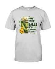 Grab Your Balls It's Canning Season Shirt Premium Fit Mens Tee thumbnail