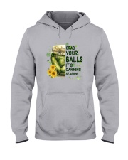 Grab Your Balls It's Canning Season Shirt Hooded Sweatshirt thumbnail