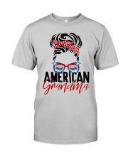 American Grandma Shirt Classic T-Shirt tile