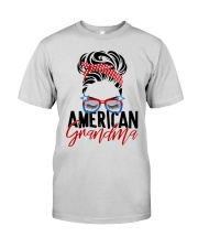 American Grandma Shirt Premium Fit Mens Tee thumbnail