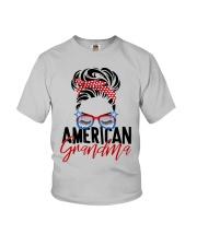 American Grandma Shirt Youth T-Shirt thumbnail