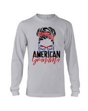 American Grandma Shirt Long Sleeve Tee thumbnail