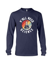 Vintage Y'all Need Science Shirt Long Sleeve Tee thumbnail