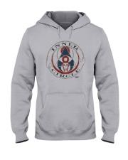 Aew Inner Circle Shirt Hooded Sweatshirt thumbnail