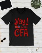 Eliza Taylor And Bob Yay For The Cfa Shirt Classic T-Shirt lifestyle-mens-crewneck-front-17
