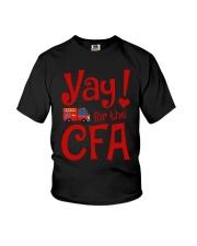 Eliza Taylor And Bob Yay For The Cfa Shirt Youth T-Shirt thumbnail