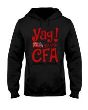 Eliza Taylor And Bob Yay For The Cfa Shirt Hooded Sweatshirt thumbnail