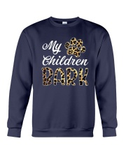 Leopard Print My Children Bark Shirt Crewneck Sweatshirt thumbnail