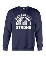 Union Station Kansas City Strong Shirt Crewneck Sweatshirt thumbnail