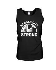 Union Station Kansas City Strong Shirt Unisex Tank thumbnail