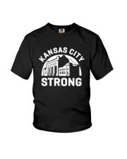 Union Station Kansas City Strong Shirt Youth T-Shirt thumbnail