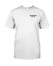 Talentless Wash Your Hands Shirt Classic T-Shirt front