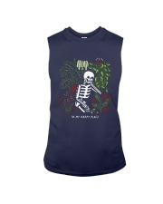 Bones In My Happy Place Shirt Sleeveless Tee tile