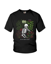 Bones In My Happy Place Shirt Youth T-Shirt thumbnail