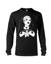 Bad Nun Shirt Long Sleeve Tee thumbnail