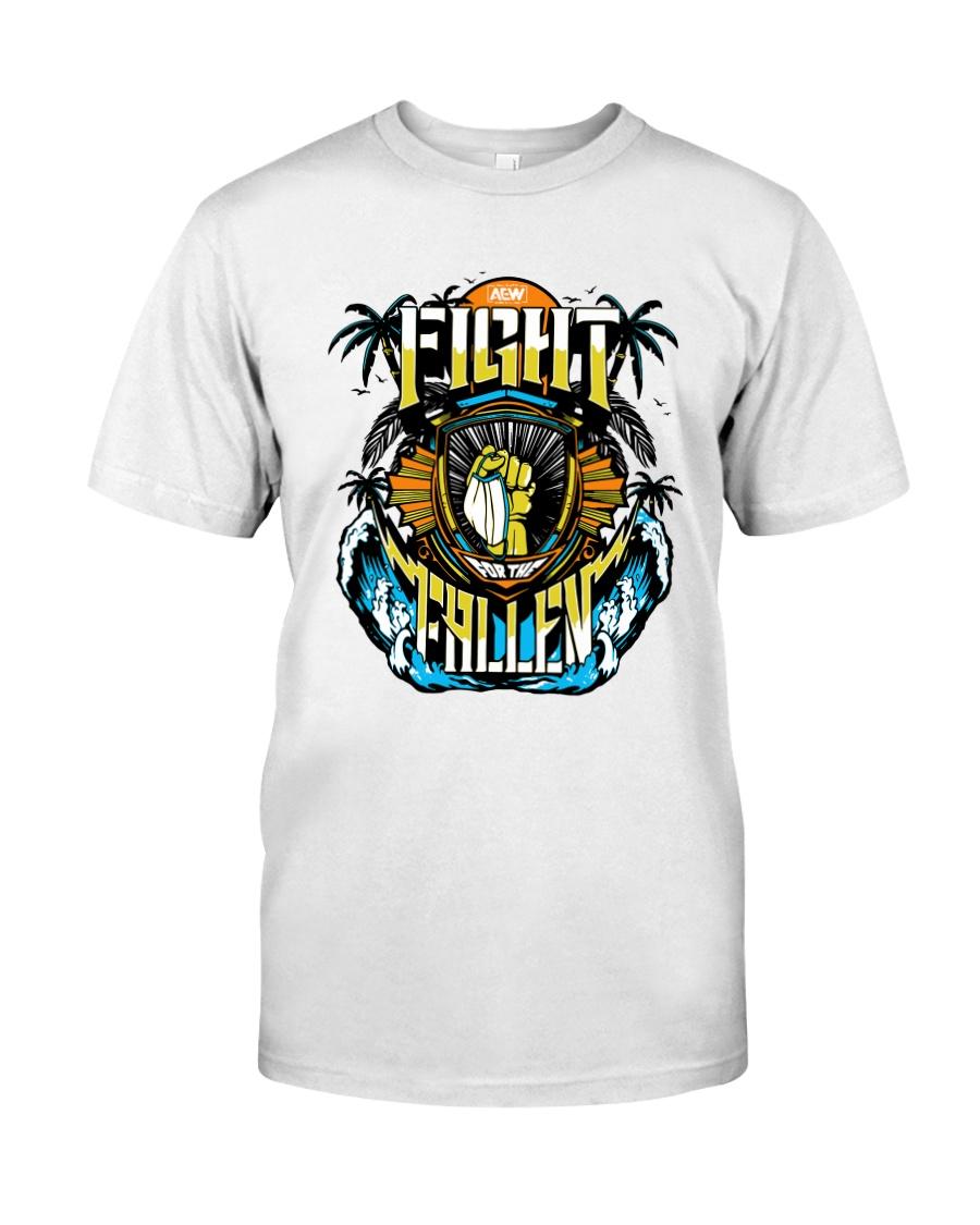 AEW Fight For The Fallen Shirt Classic T-Shirt