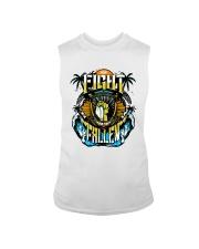 AEW Fight For The Fallen Shirt Sleeveless Tee thumbnail